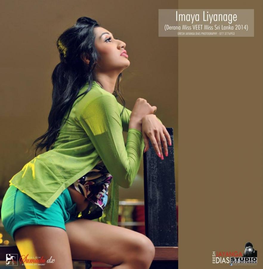 Srilankan Actress Imaya Liyanage New Photo Shoot -4706