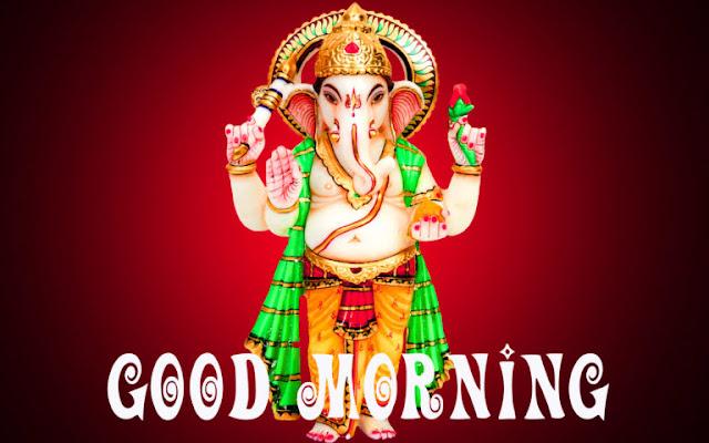 ganapathi good morning images telugu
