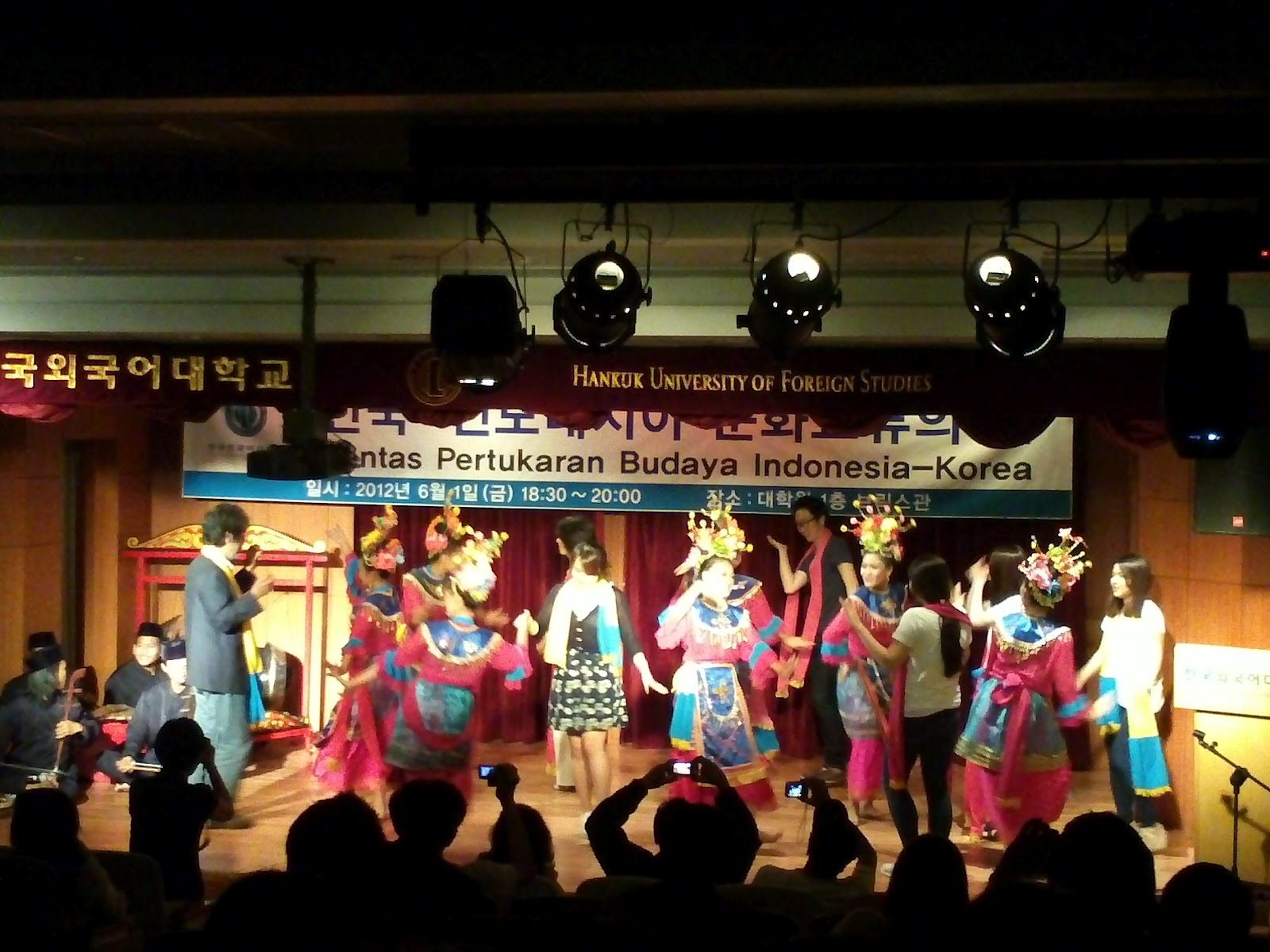 Surays World: IndonesiaKorea CUltural Show part 1