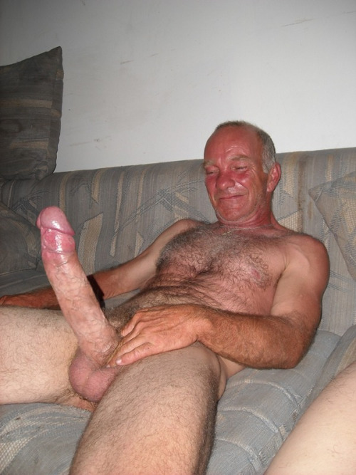 Grandpa hot naked picture remarkable