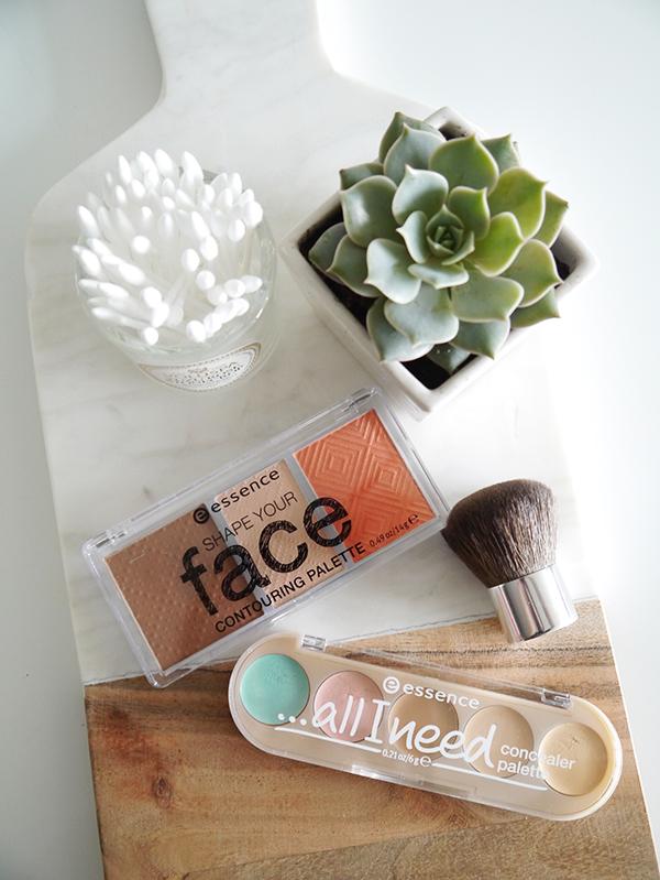Essence face palettes
