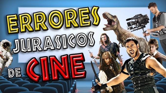 Genial video de Errores garrafales de cine por HACHE