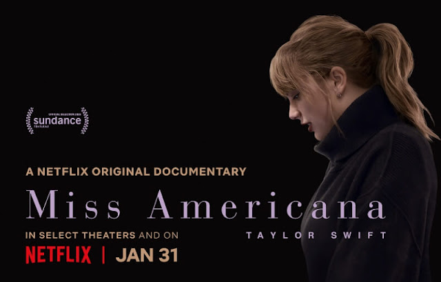 Crítica de 'Miss Americana' (2020), de Lana Wilson