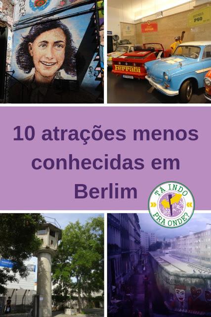 Berlim: 10 museus e exposições menos conhecidos