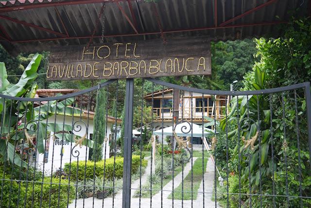 Hotel La Villa de Barba Blanca