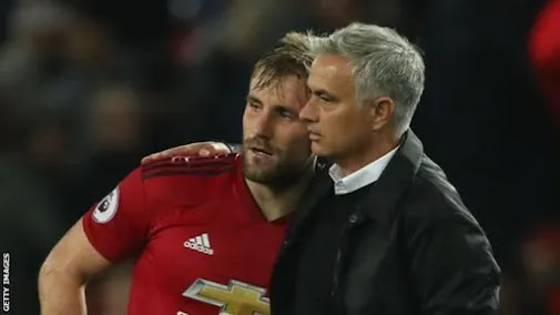 Jose Mourinho: England's Luke Shaw does not understand criticism by former manager