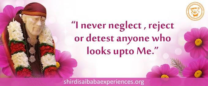 Mahaparayan  Sai Miracle About My Mom's Health