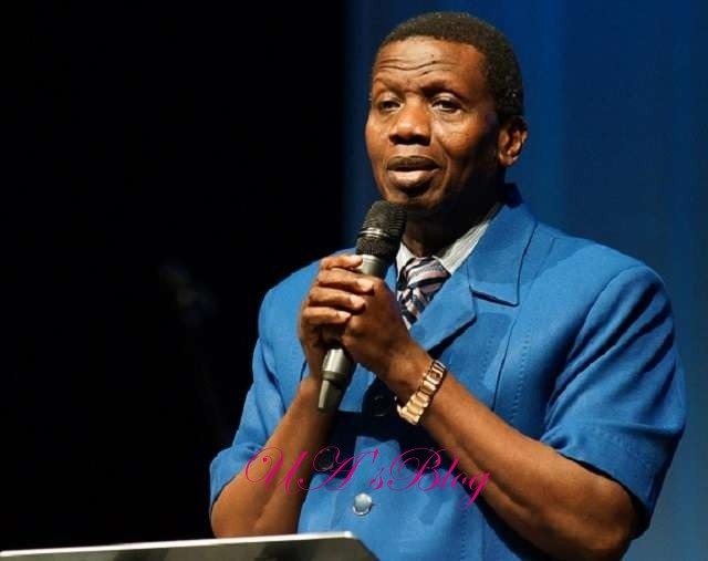 Bribe was demanded from me to fly in my helicopter for a meeting — Pastor Adeboye