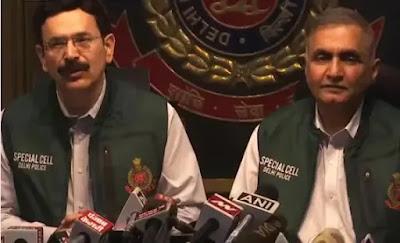 दिल्ली, महाराष्ट्र और यूपी से 6 आतंकी गिरफ्तार