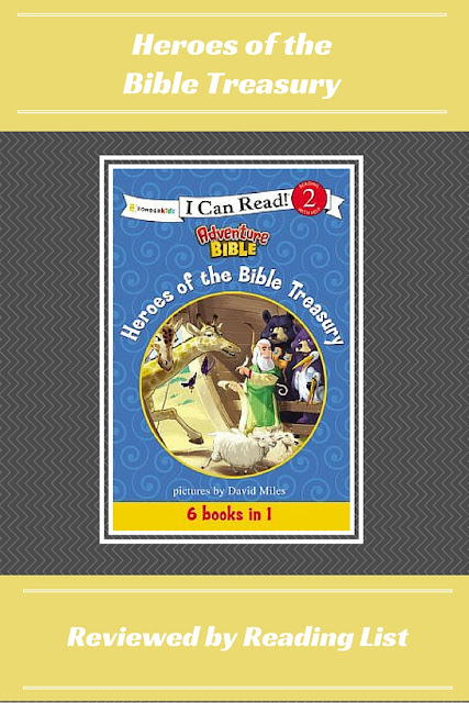 Heroes of the Bible Treasury a Review on Children's Corner on Reading List