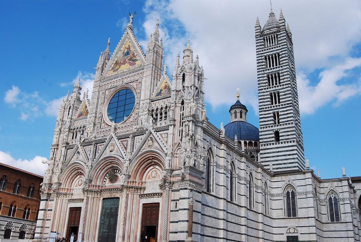 cathédrale Santa Maria Assunta , Sienne
