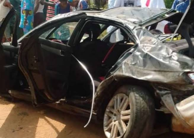 One Killed, Other Injured In Ghastly Road Accident