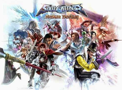 download soul calibur psp iso
