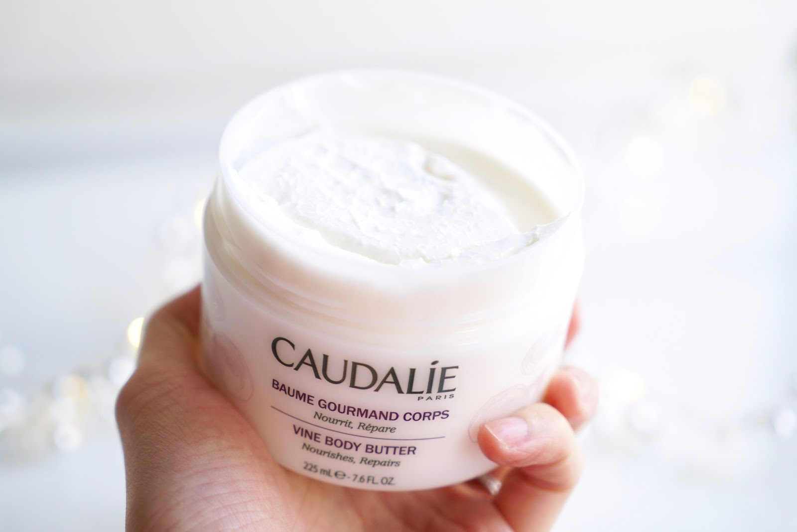caudalie body butter