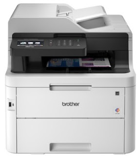 Brother MFC-L3750CDW All-in-One Color Laser Printer Driver, Manual And Setup