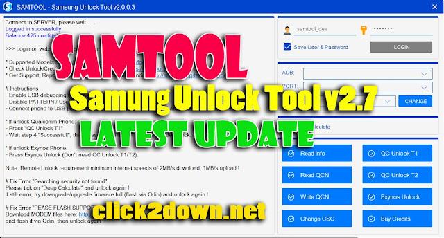 Download SamTool v 2.0.0.7 Latest Version [08-01-2020]