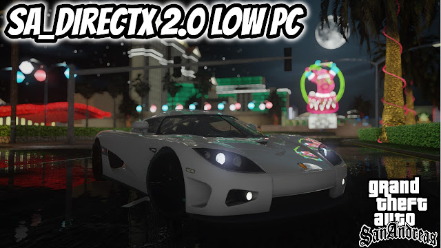 GTA SA_DirectX 2.0 Low PC Free Download