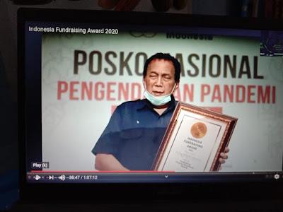 Indonesia Fundraising Awards 2020 Ajang Apresiasi dan Motivasi