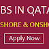 Offshore & Onshore Jobs in Qatar - Pipeline Project in Qatar