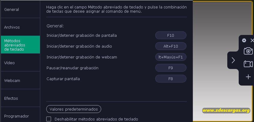 Movavi Screen Recorder 2021 Full Español