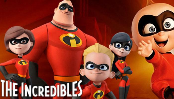The Incredibles (2004) Fixar Movies Wallpapers, film animasi terbaru terbaik terpopuler sepanjang sejarah myanimelist