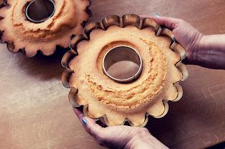 torta en molde
