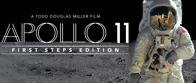 Apollo 11 documental sobre la misión espacial a la Luna