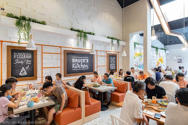 MG 8306 - 熱血採訪│台中清新森林系餐廳,多國人氣蔬食料理好美味,假日容易客滿建議先訂位