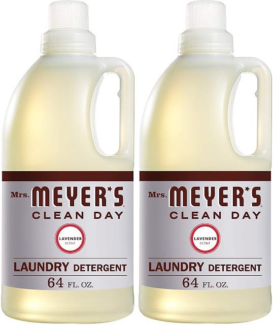 Mrs. Meyers Laundry Detergent