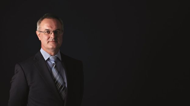 Micro Focus executive chairman Kevin Loosemore