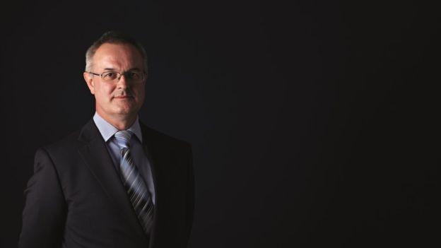 Micro Focus executive chairman Kevin Loosemore