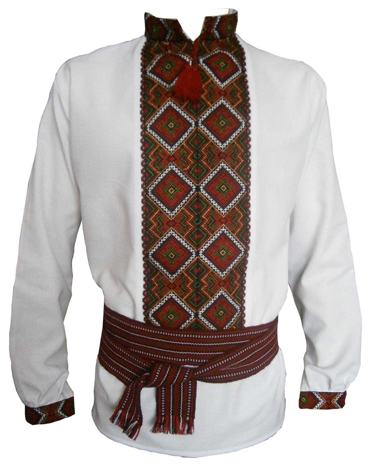 Вишиванка - Інтернет-магазин вишиванок  Де купити чоловічу вишиванку  d4b3b18e9b103