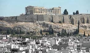 destinos com história - Acrópole de Atenas