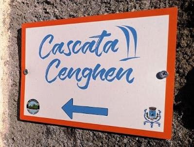 Cascata del Cenghen - Abbadia Lariana Lecco