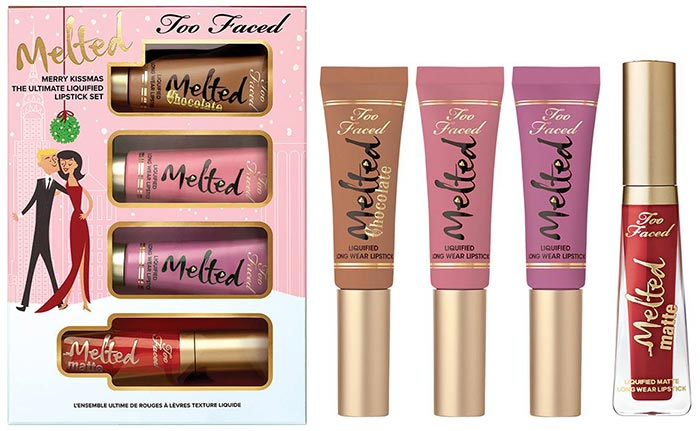 Too Faced Merry Kissmas ($25.00) (Limited Edition)