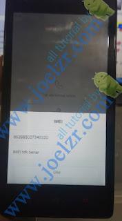 xiaomi 2013023 imei fixed