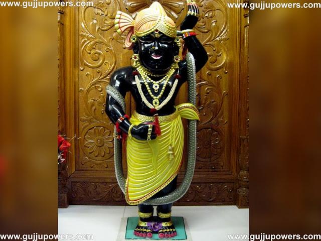 shreenathji face