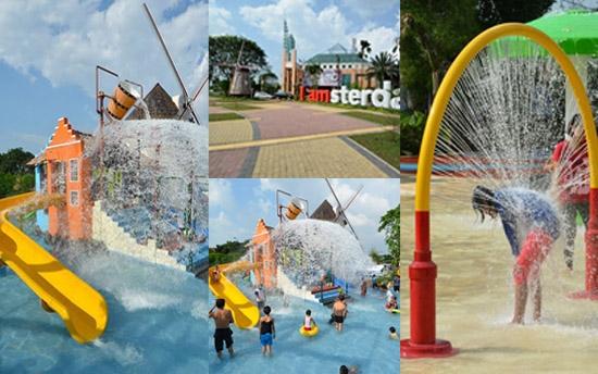 Tiket Masuk Amsterdam Water Park Tangerang Terbaru
