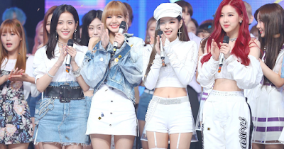 Blackpink yg korean girl group blackpink to extend their promotion period with forever young until the end of july stopboris Choice Image