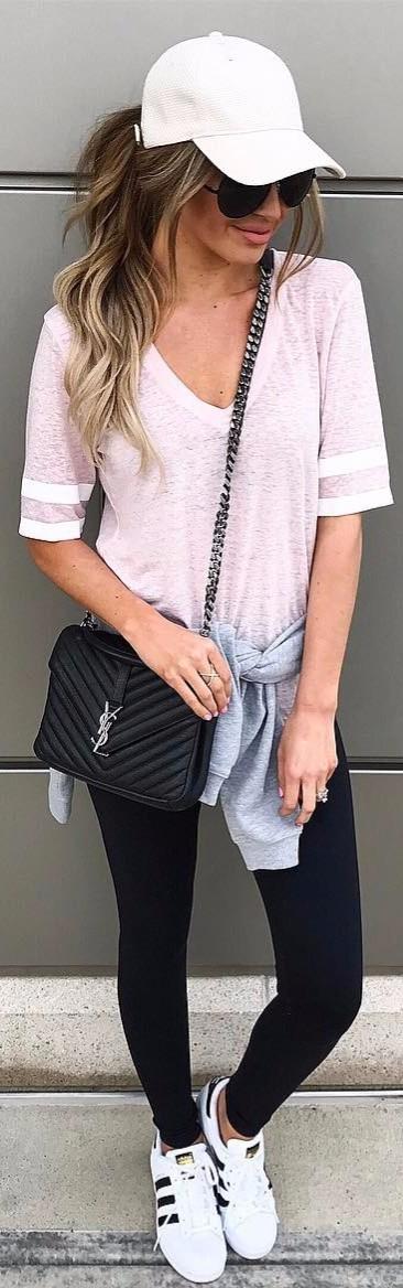 workout fashion / street style