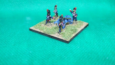 10mm Bavarian 1806-1815 Miniatures, Kickstarter from Lancer Miniatures