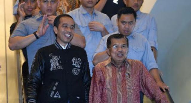 Tingkat Kepuasan terhadap Kinerja Jokowi di Atas 70%