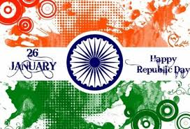 Image of Happy Republic Day 26th January Greeting Messages