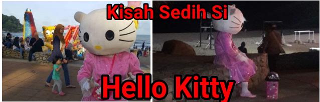 COVID19 Kisah Sedih Di Balik Maskot Hello Kitty