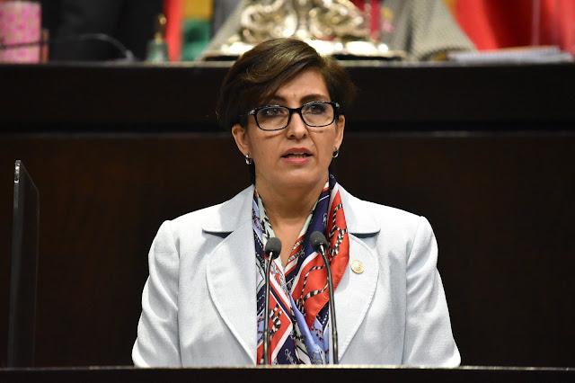 Con adjudicaciones directas, el Gobierno Federal promueve la corrupción: Mónica Almeida