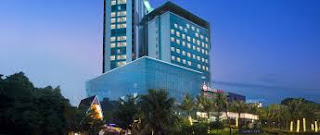 Tampak luar Hotel Best Western Premier Panbil