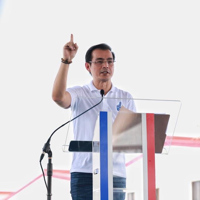 Isko Moreno to run for president in 2022