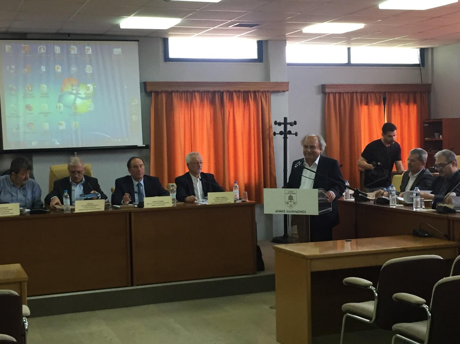 Η Μαθητεία αποφοίτων ΕΠΑ.Λ. στη συνεδρίαση του Διοικητικού Συμβουλίου    της Περιφερειακής Ένωσης Δήμων Κεντρικής Μακεδονίας