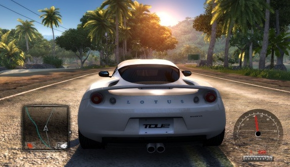 Test Drive Unlimited 2 Game Ringan