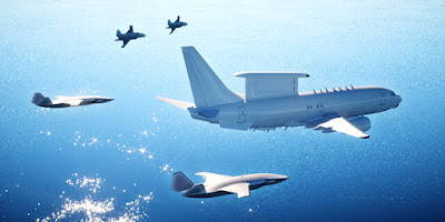 boeing airpower teaming system with AWACS